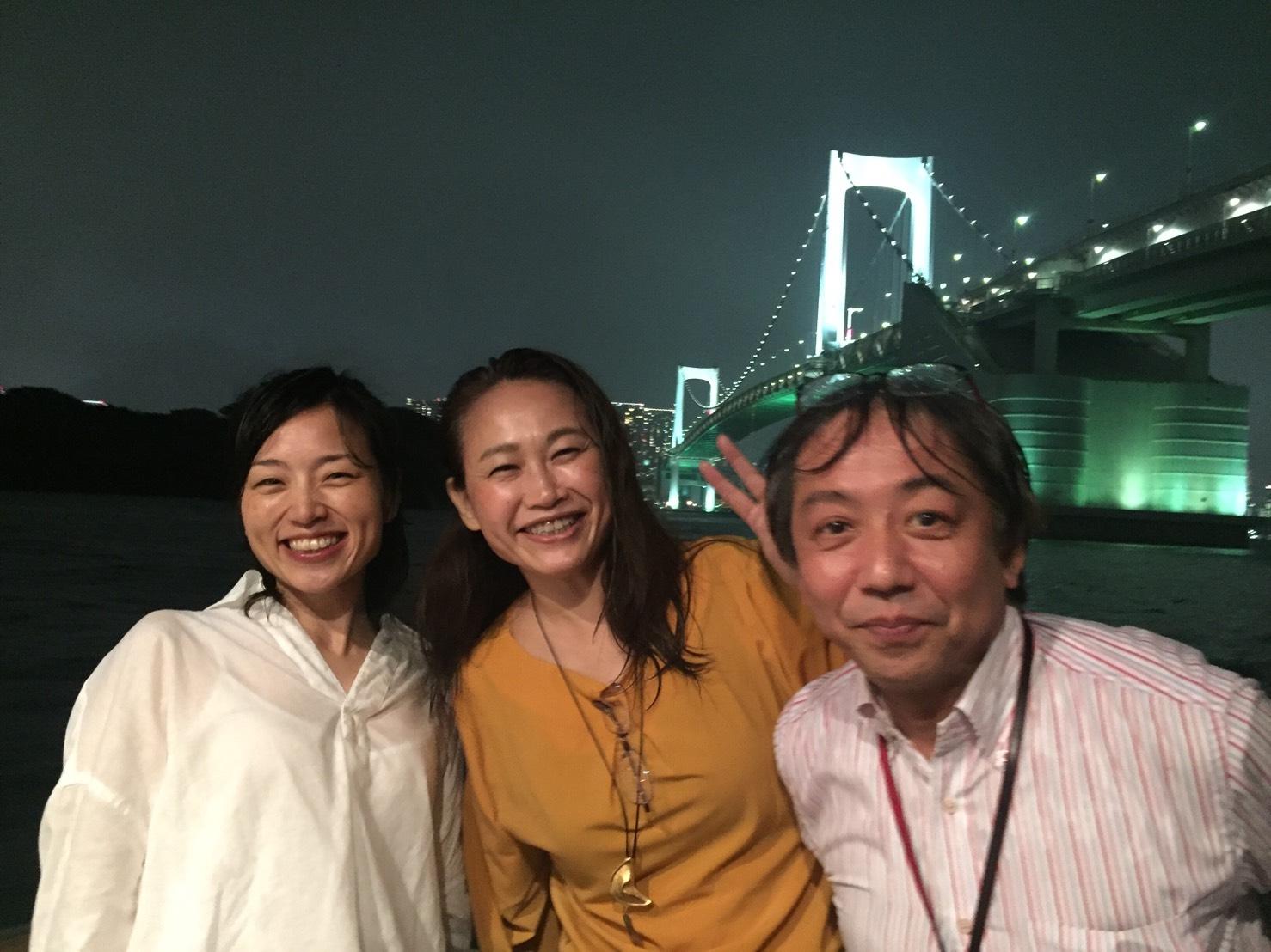 東京湾ナイトクルーズ2
