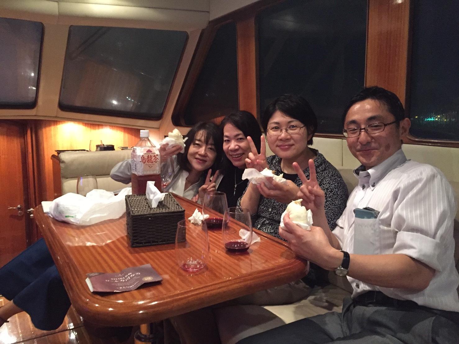 東京湾ナイトクルーズ3