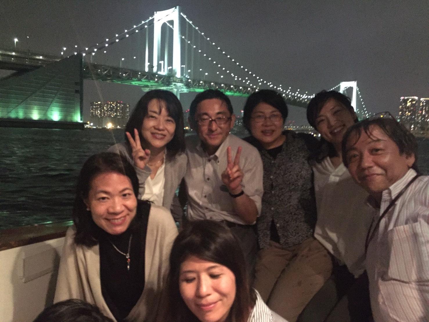 東京湾ナイトクルーズ5