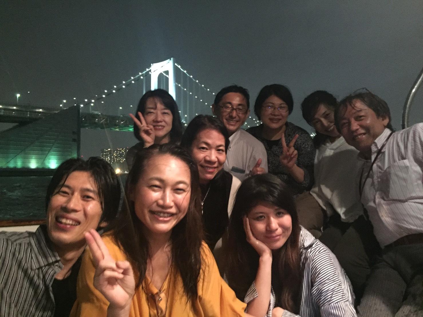 東京湾ナイトクルーズ6