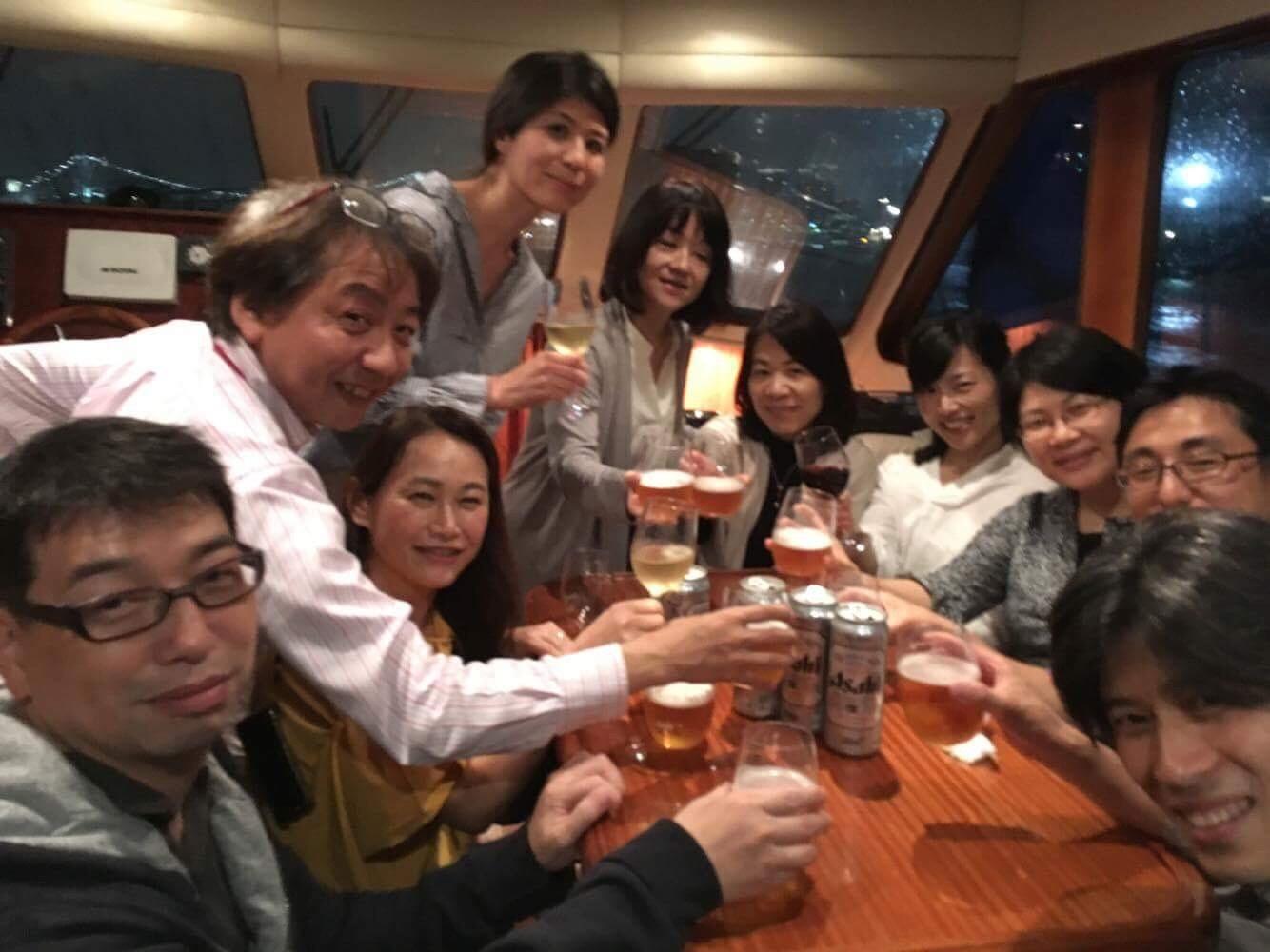東京湾ナイトクルーズ7