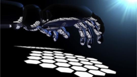 ロボット技術へ融合