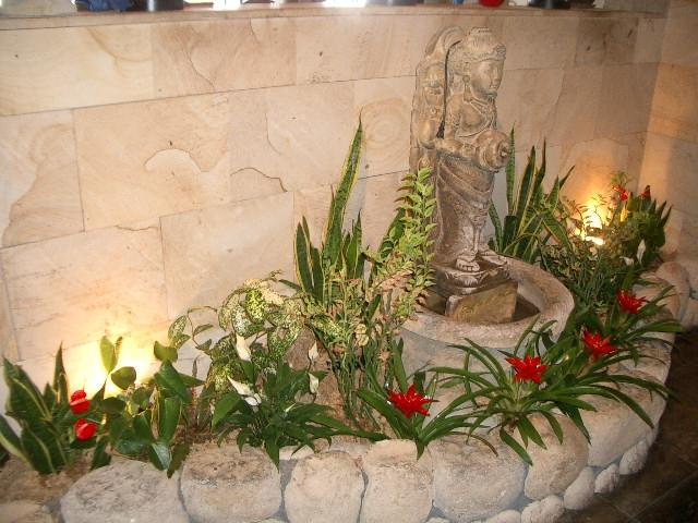 植木装飾「オリエンタル」