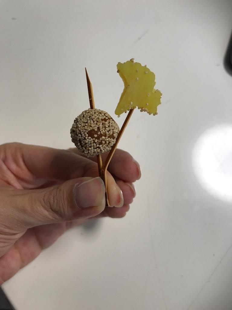 柿玉銀杏串