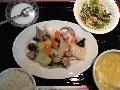 おいしい八宝菜定食 850円!