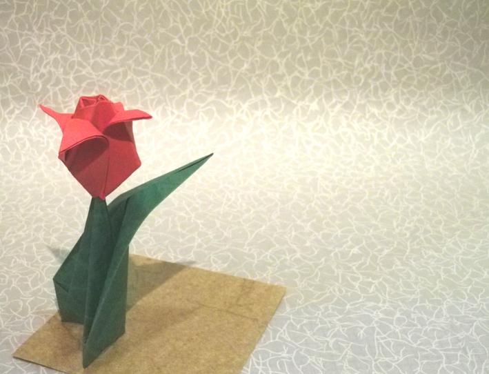 簡単 折り紙 : 折り紙 木 : divulgando.net
