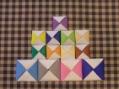 折り紙「メンコ」