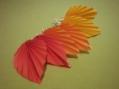折り紙「葉っぱ」
