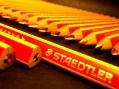 ステッドラー太軸3色色鉛筆