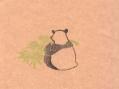 「パンダのボウボウ」