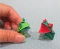 折紙「パクパクかえる」