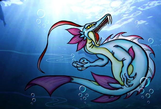 深海怪獣デープシー