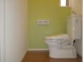 1F トイレ 観音台の家Ⅱ