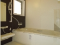 浴室 三筋の家A