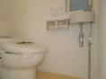 三筋の家B棟 トイレ