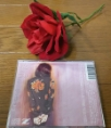 CD裏ジャケ&薔薇