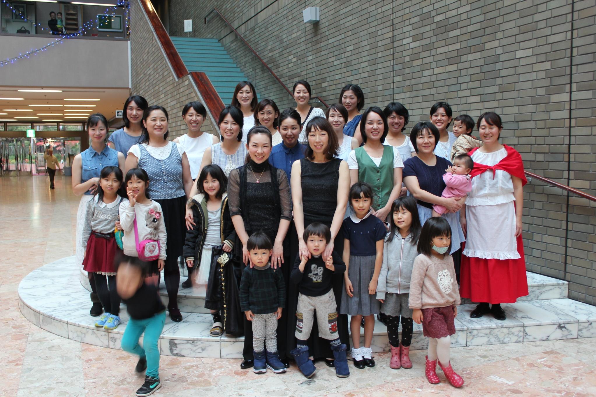 2015江戸川区音楽祭集合写真