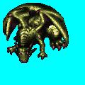 巨大ドラゴン黄