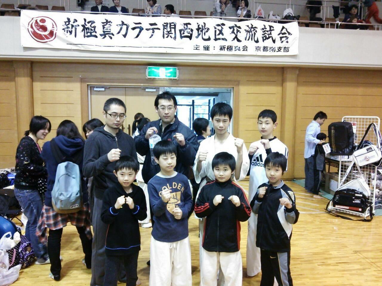 関西地区交流試合