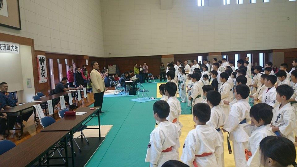 第25回福井県空手道交流戦試合2