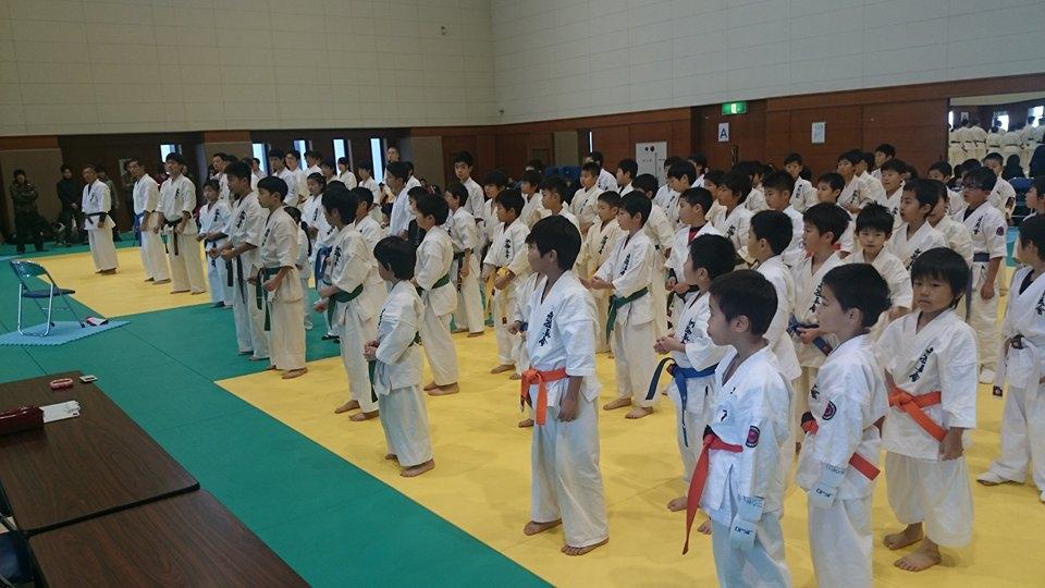 第25回福井県空手道交流戦試合3