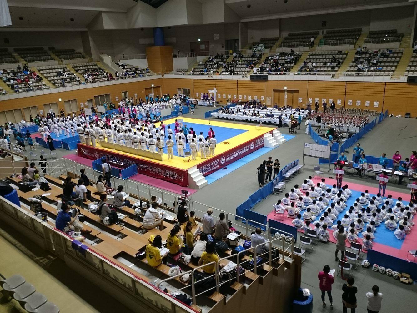 20160918全北陸空手道選手権