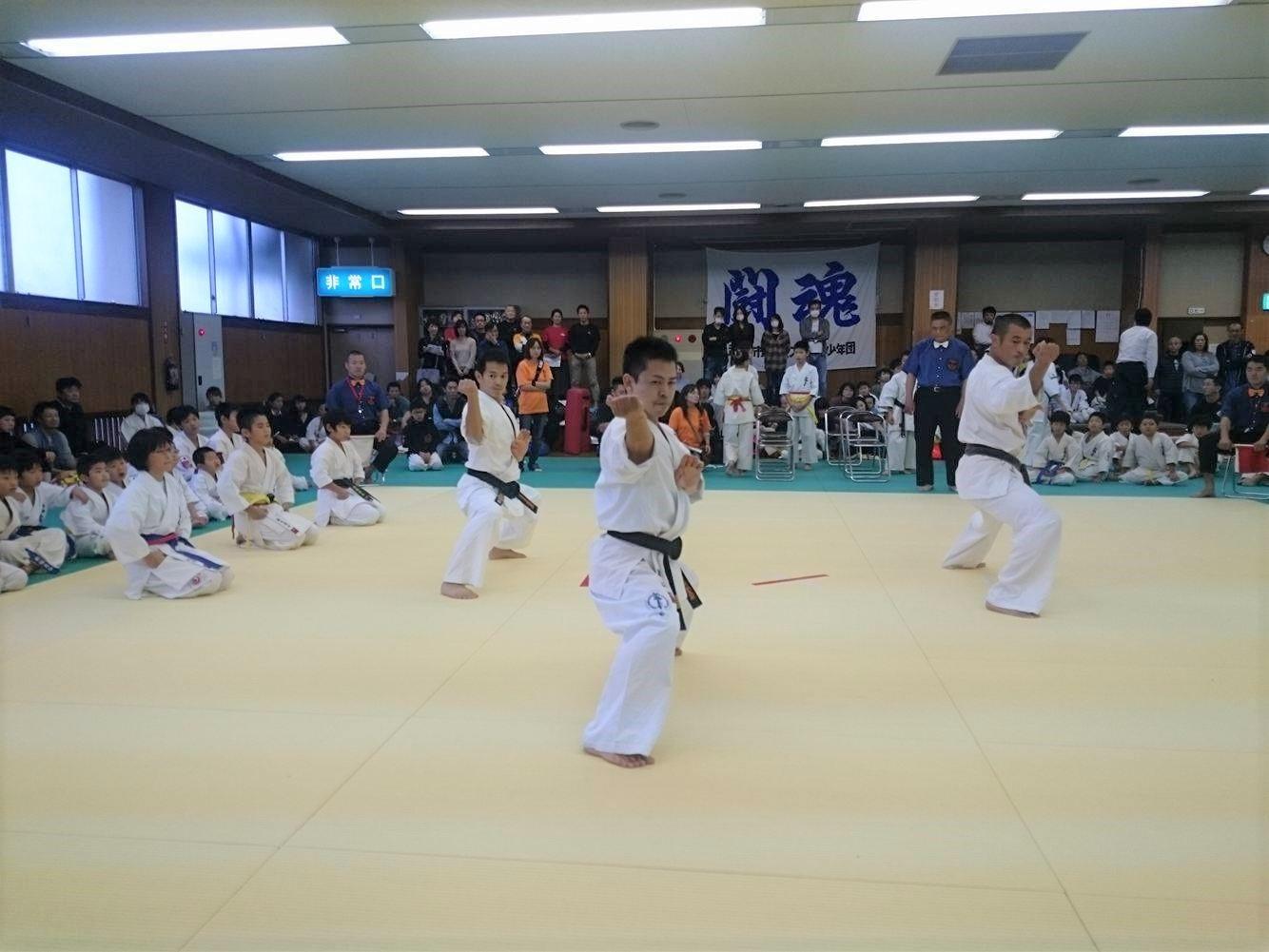 2016秋季福井県空手道錬成大会2