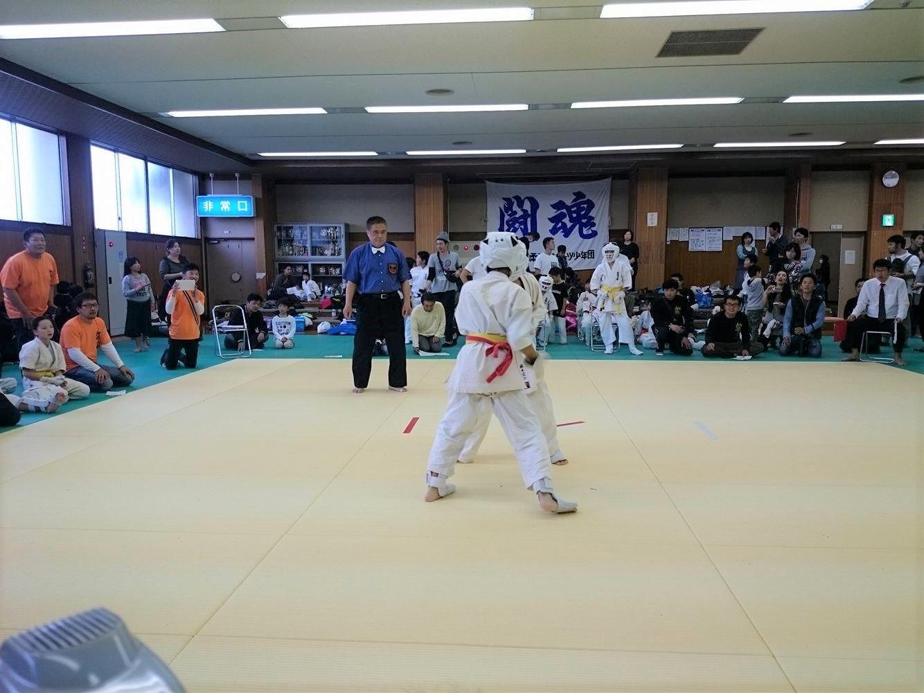 2016秋季福井県空手道錬成大会4
