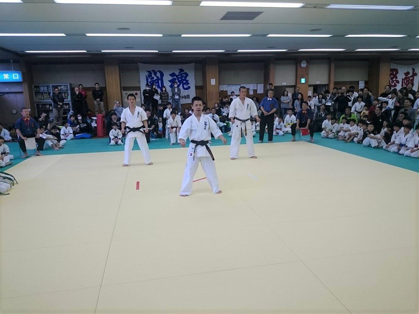 2016秋季福井県空手道錬成大会5