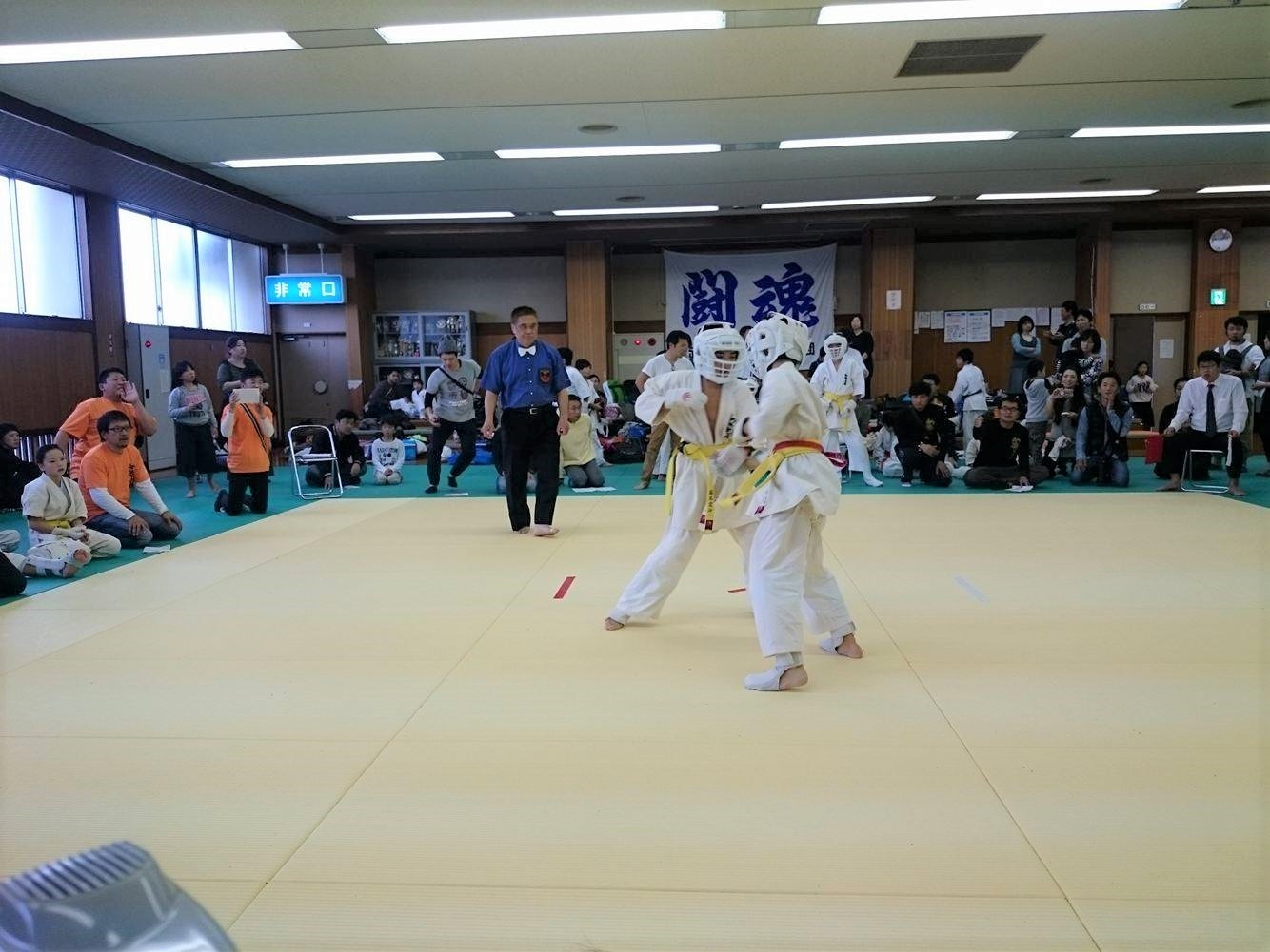 2016秋季福井県空手道錬成大会