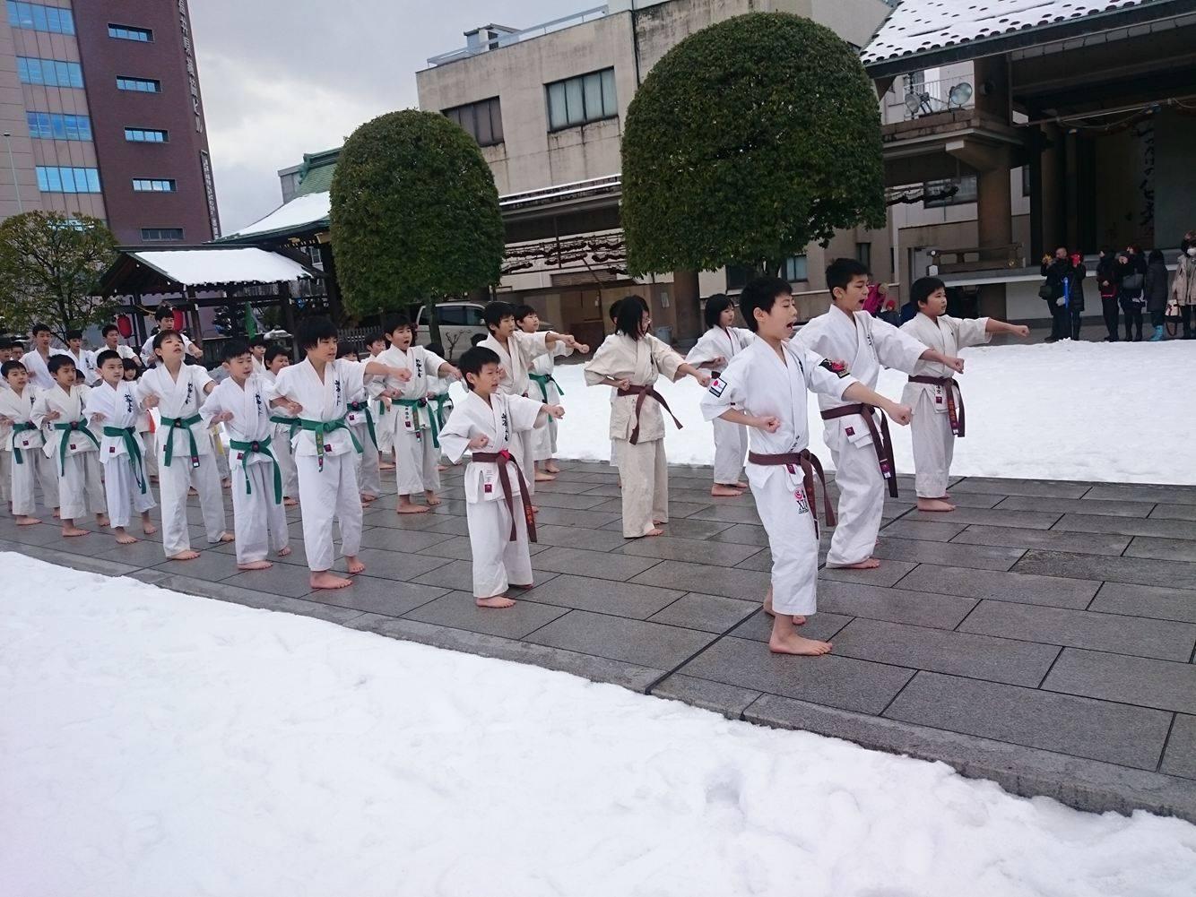 20170105福井市佐佳枝廼社寒稽古6