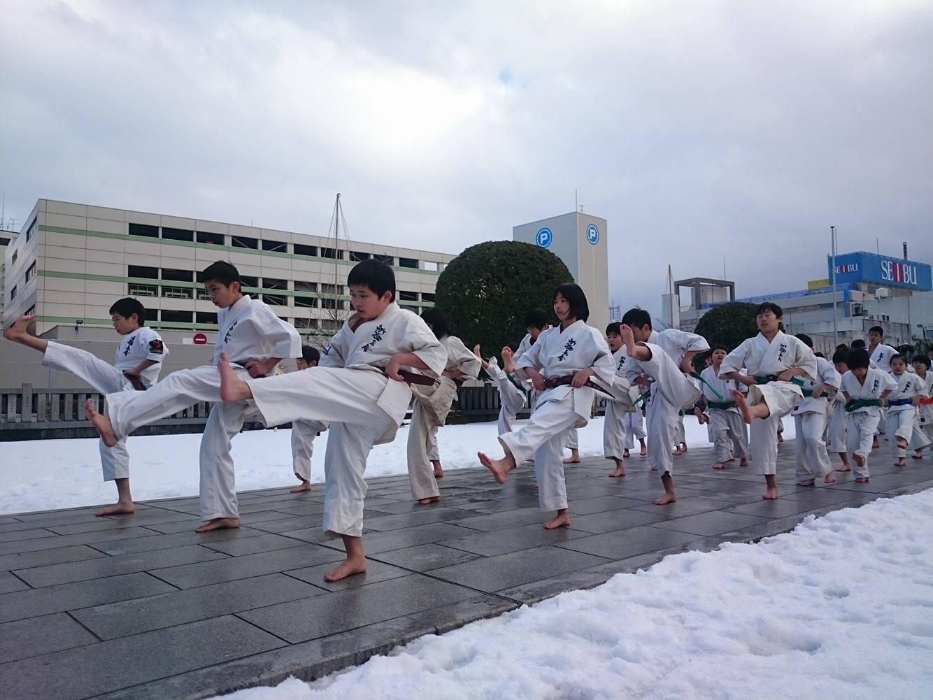 20170105福井市佐佳枝廼社寒稽古7