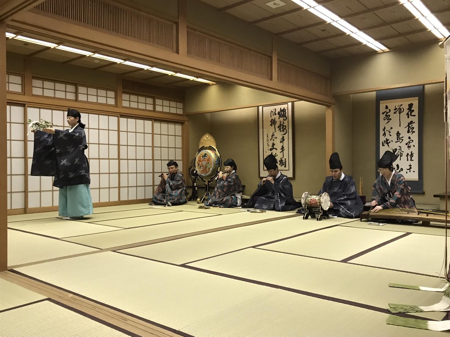 20170610雅楽体験会2
