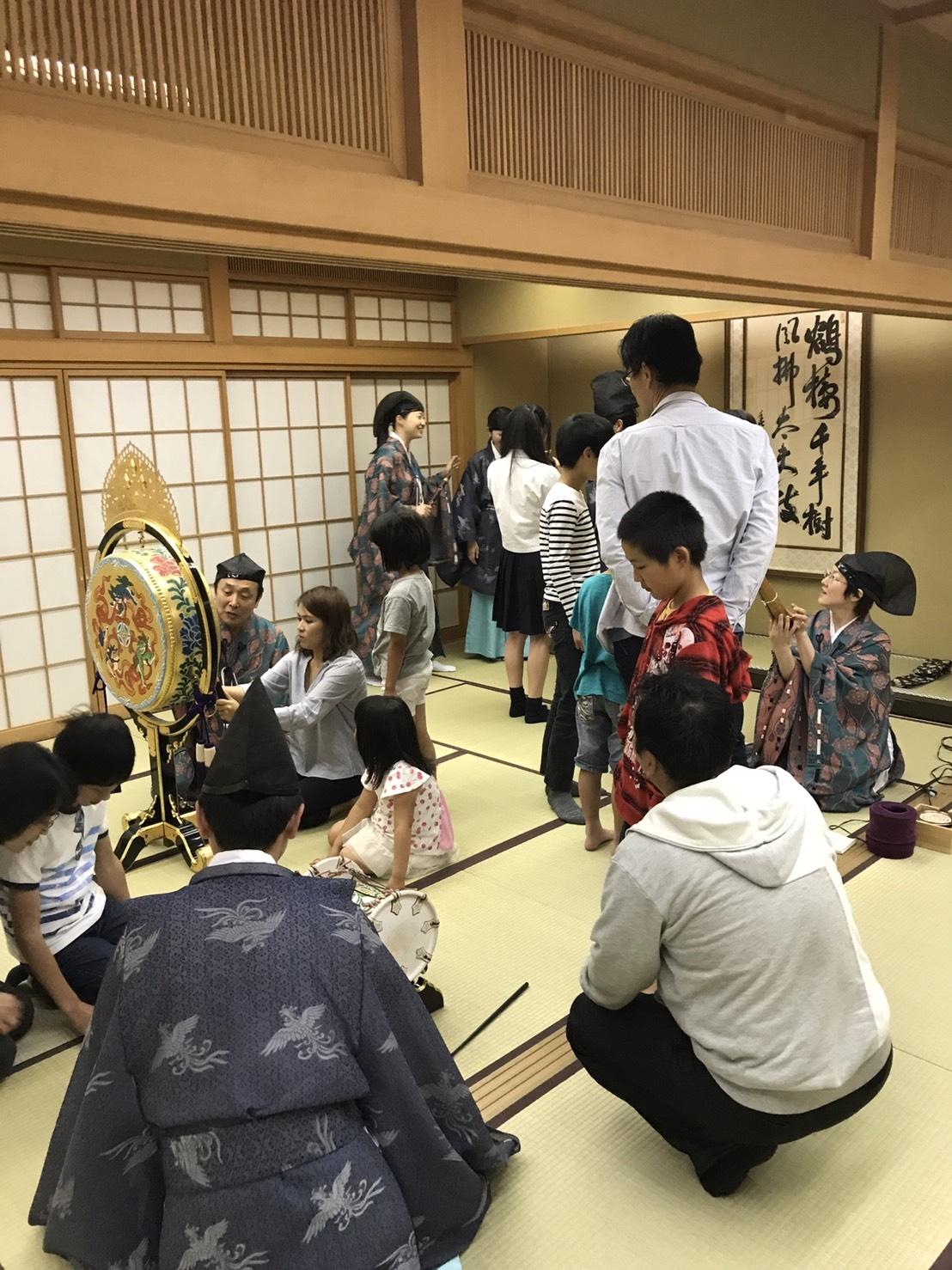 20170610雅楽体験会5