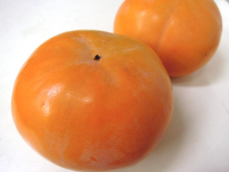 早生富有柿