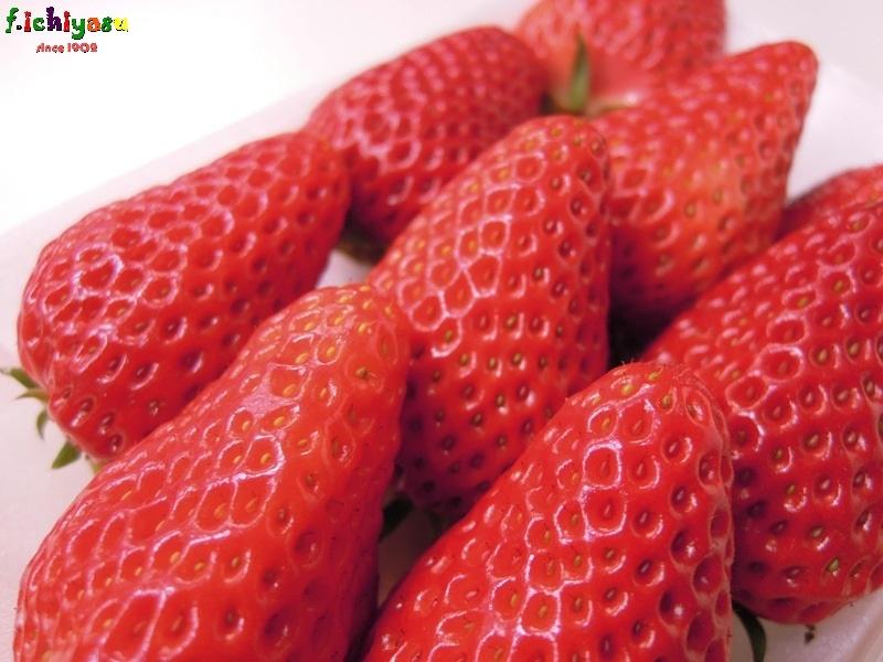 メインはやっぱり… Today's Fruits ♪