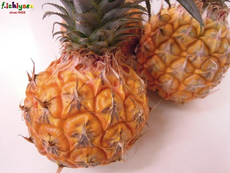 「スナックパイン」有り〼 Today's Fruits ♪