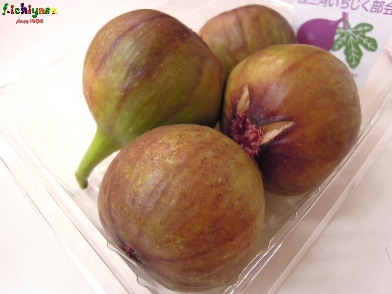 愛知の「ハウス いちじく」有り〼 Today's Fruits ♪