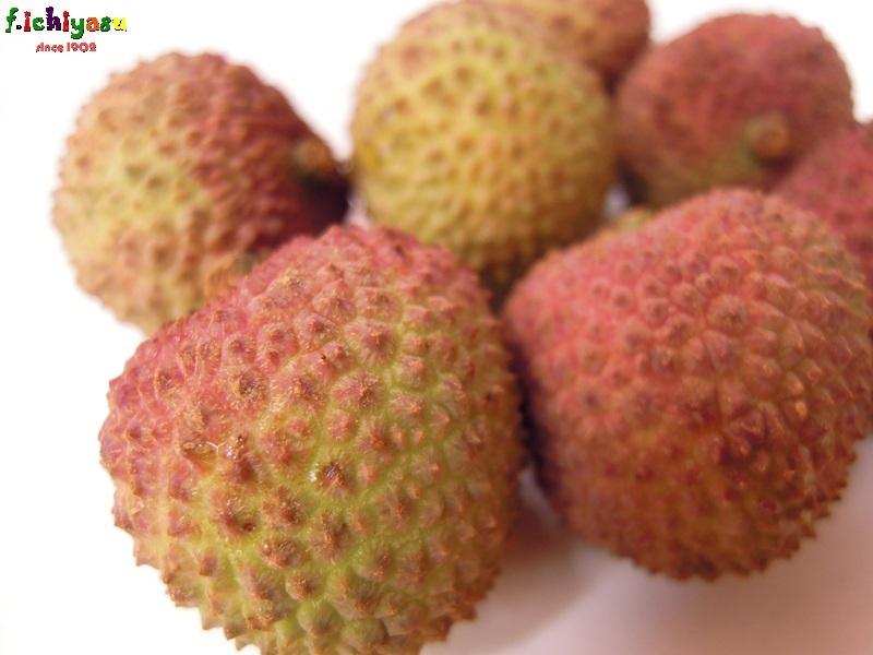 「グリーンライチ」入荷しました(^^♪ Today's Fruits ♪