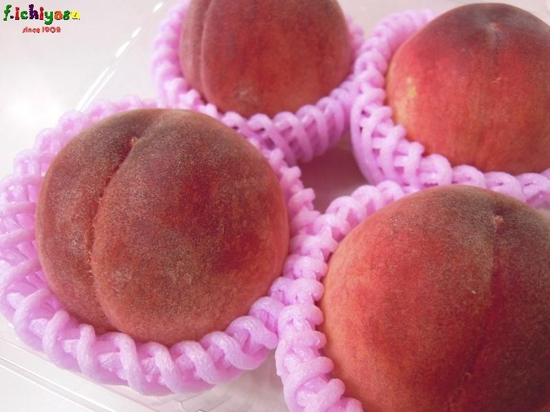 JAふえふき 一桃匠「はなよめ」 Today's Fruits ♪