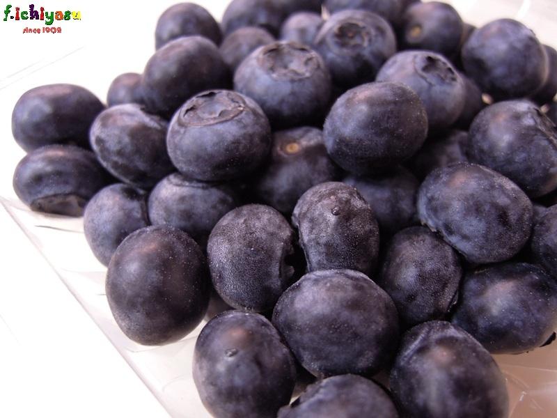 能登の「ブルーベリー」有り〼 Today's Fruits ♪