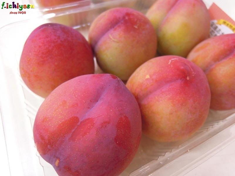 地物のプラム「大石早生」 Today's Fruits ♪