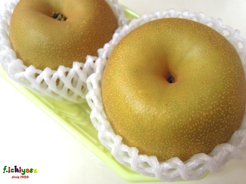 金沢梨「新水」 Today's Fruits ♪