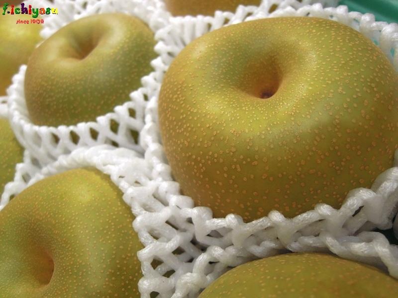 金沢そだち「幸水」 Today's Fruits ♪