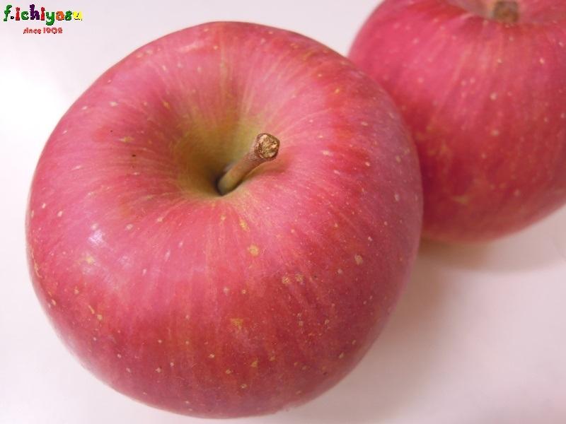 早生ふじ「昂林(こうりん)」 Today's Fruits ♪