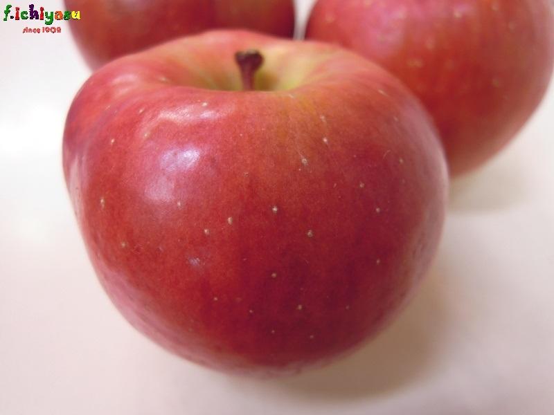 幻の究極の蜜入り究極の蜜入り林檎「こうとく」 Today's Fruits ♪