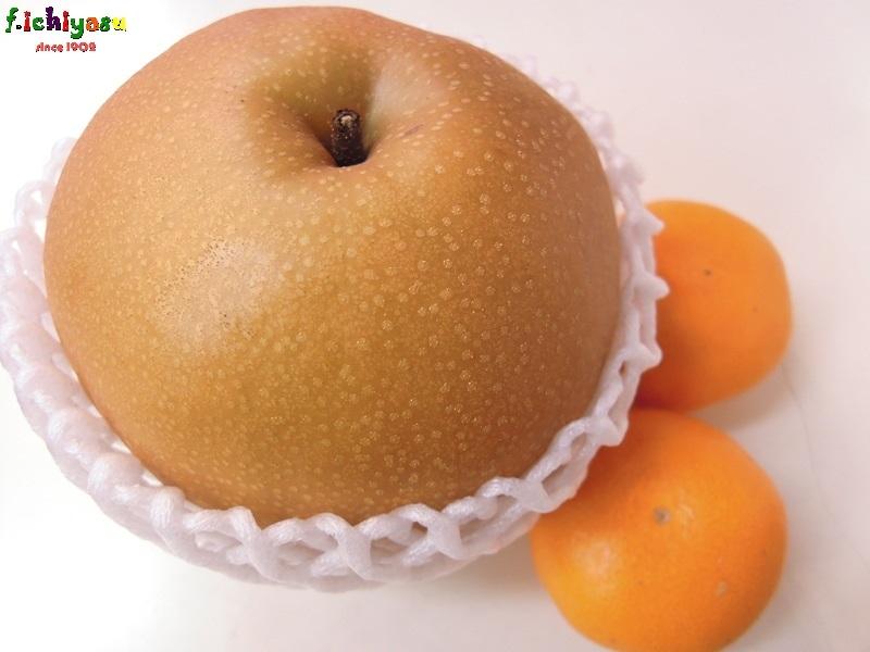 金沢梨「ほほえみ」 Today's Fruits ♪