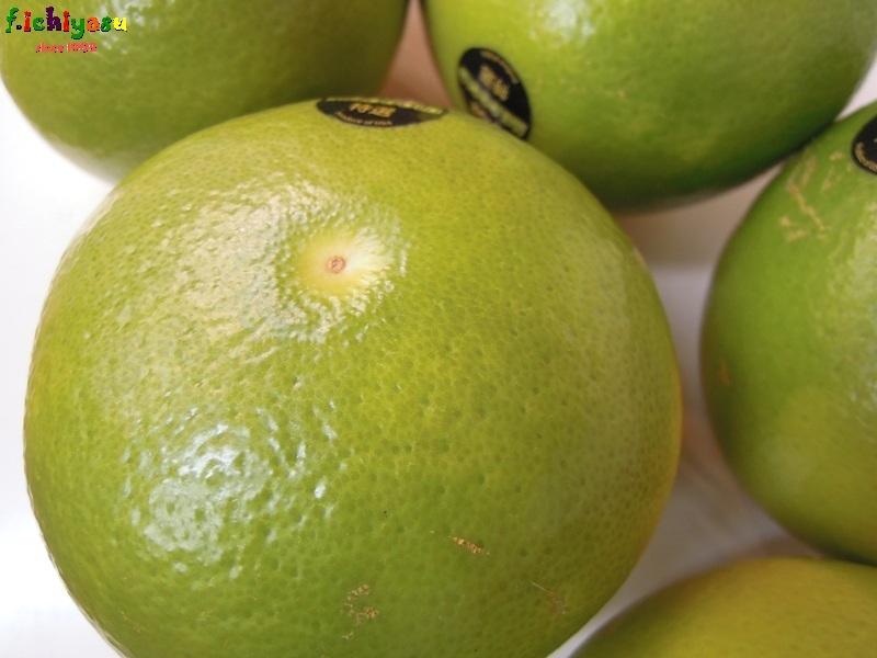 美味しい「メローゴールド」 Today's Fruits ♪