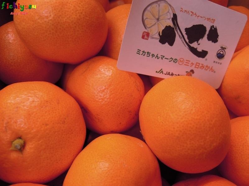 みかんスウィーツ物語「心」 Today's Fruits ♪