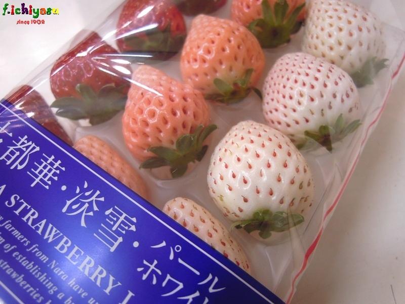 ストロベリー・トリコロール Today's Fruits ♪